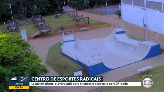 Centro de Esportes Radicais é opção para as férias em São Paulo