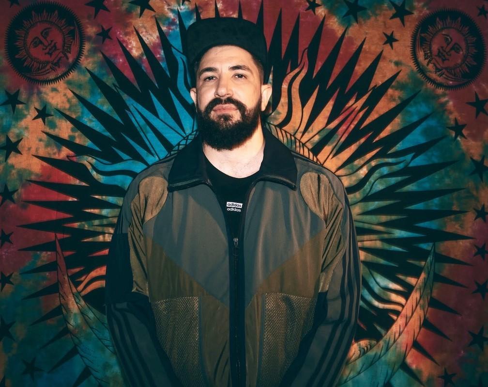 DJ carioca Omulu — Foto: Bruno Santiago