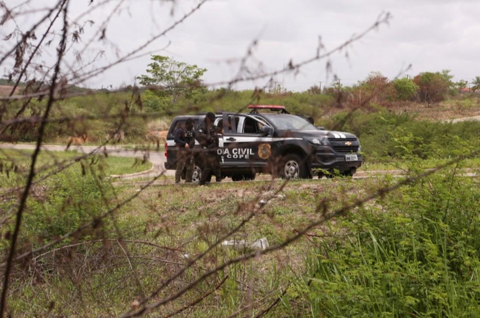 Centro de Operações Policiais Especiais (Cope); Sergipe — Foto: SSP/SE