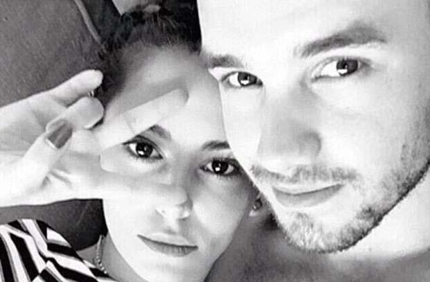 Cheryl Cole e Liam Payne (Foto: Reprodução)
