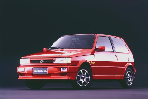 Fiat Uno Turbo (Foto: Fiat)