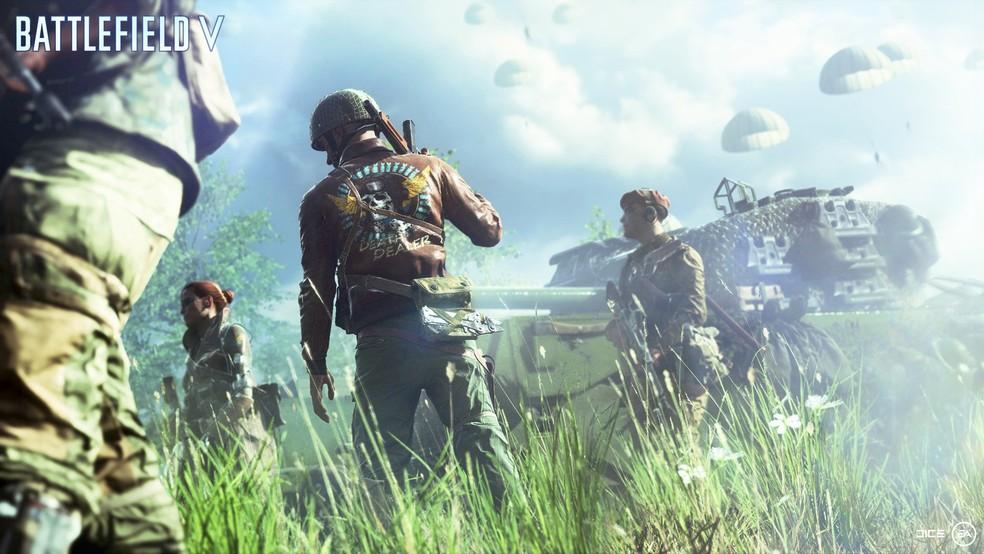Battlefield 5 — Foto: Divulgação/EA