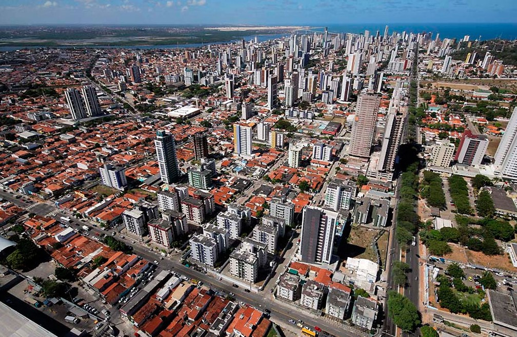 RN atinge 3.560.903 milhões de habitantes, diz IBGE — Foto: Canindé Soares