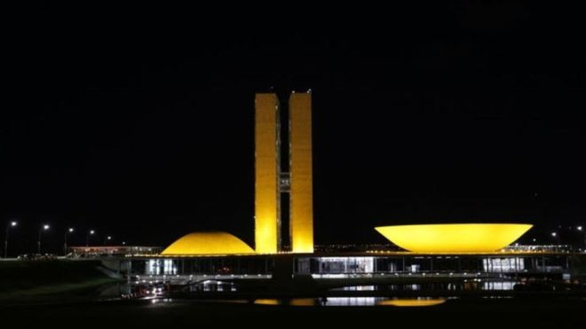 No Senado, só 8 das 54 cadeiras serão ocupadas por candidatos à reeleição (Foto: Agência Brasil via BBC News Brasil)