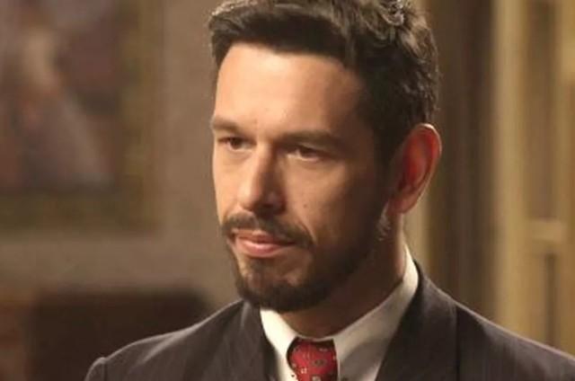 'Espelho da vida': João Vicente de Castro é Gustavo Bruno (Foto: TV Globo)
