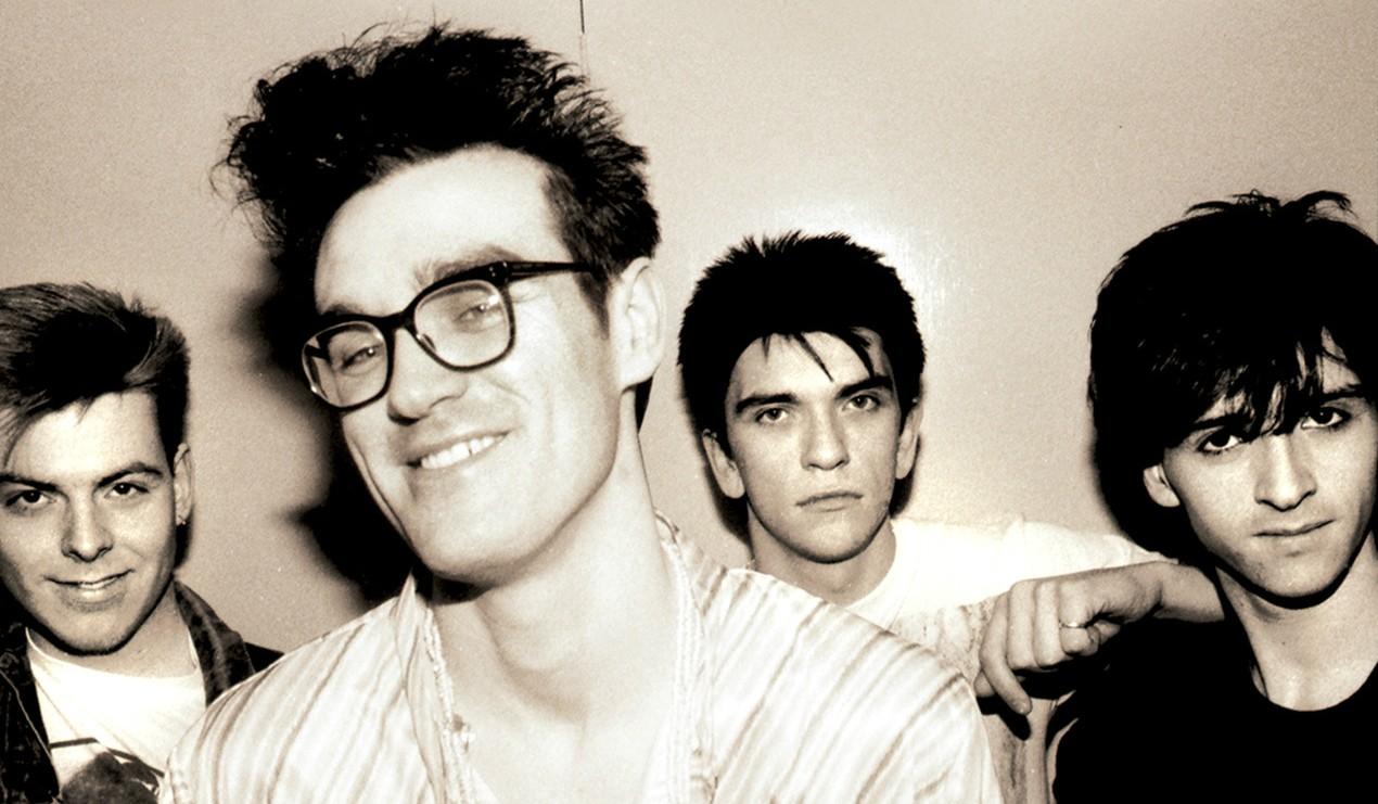 Da esquerda para a direita, Andy Rourke, Morrissey, Mike Joyce e Johnny Marr. (Foto: Divulgação)