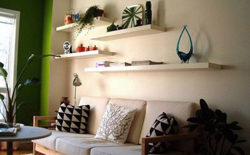 wall shelving ideas living room sair da tela cheia 23442