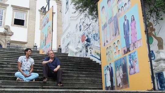 Aldri conhece o maior colecionador de fotopinturas do Brasil
