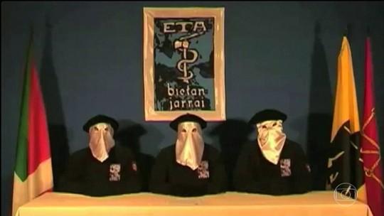 ETA pede perdão a vítimas de terrorismo em declaração inédita às vésperas de anunciar dissolução