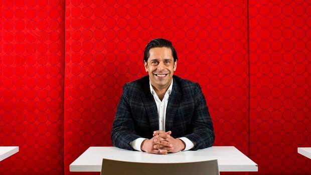 Bharat Sandhu, diretor de inteligência artificial da Microsoft (Foto: Divugação)