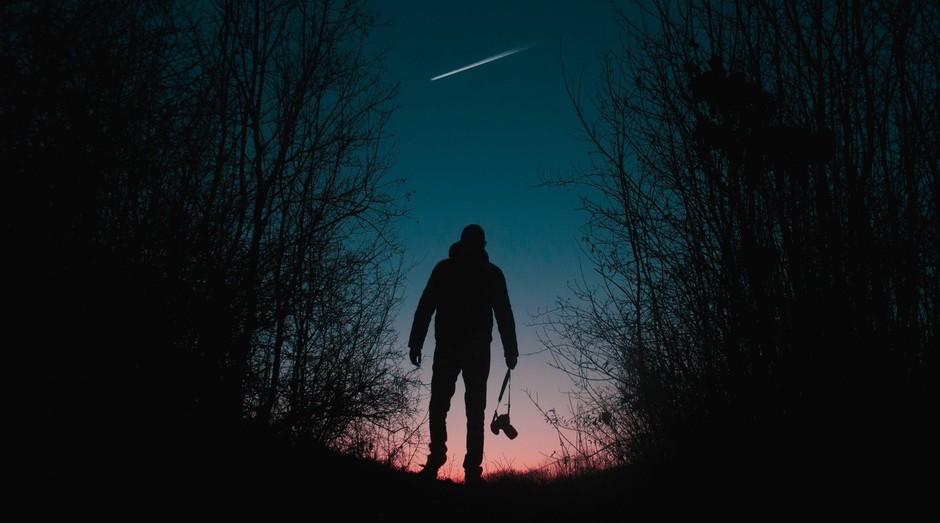 """Startup pretende colocar as estrelas cadentes artificiais """"no ar"""" até 2020 (Foto: Reprodução/Pexel)"""