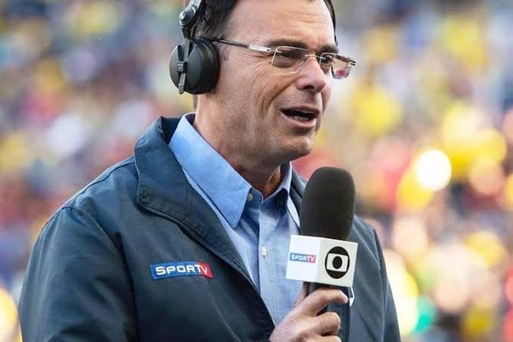 Tino Marcos — Foto: Globo Esporte