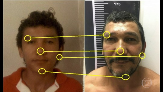 Com técnica de reconhecimento facial, acusado de matar publicitária em Natal é preso 21 anos após o crime