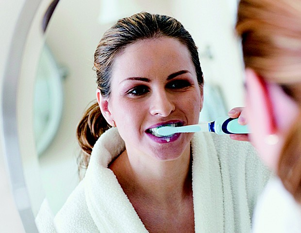 dentes gravidez (Foto: getty images)
