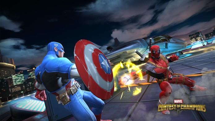 Marvel Contest of Champions (Foto: Divulgação)