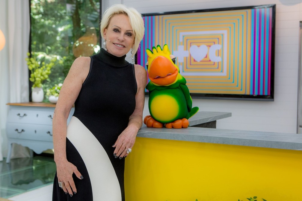 Ana Maria Braga — Foto: Divulgação/Globo