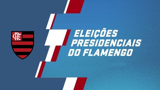 Sábado é dia de eleição no Flamengo e candidatos expõem suas propostas para o clube