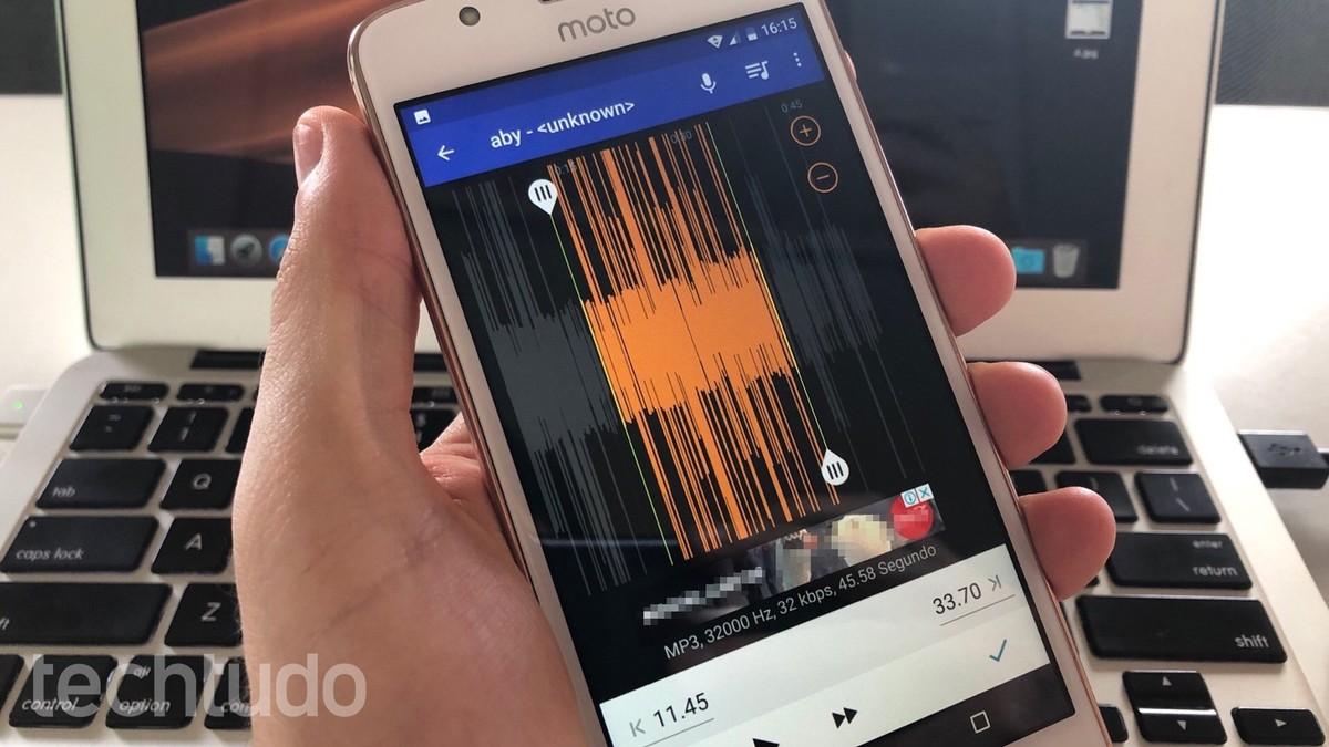 Tem Na Web - Aplicativo para cortar música: saiba como usar o app grátis MP3 corte