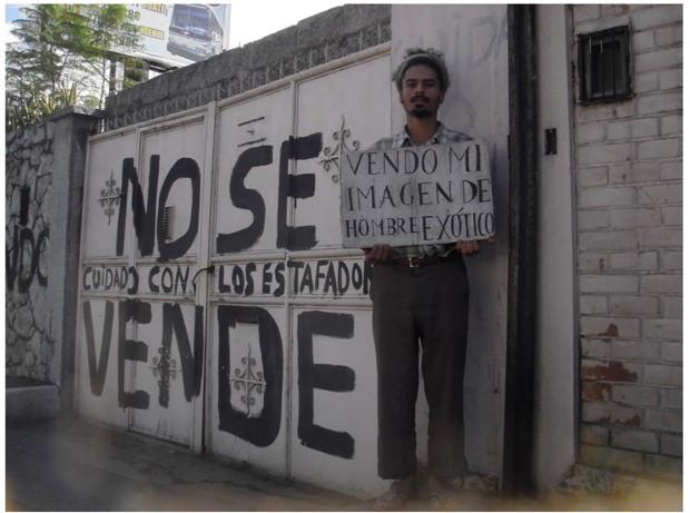 O artista Paulo Nazaré (Foto: Divulgação)