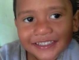 Garoto de 3 anos morre picado por escorpião no ES (reprodução)