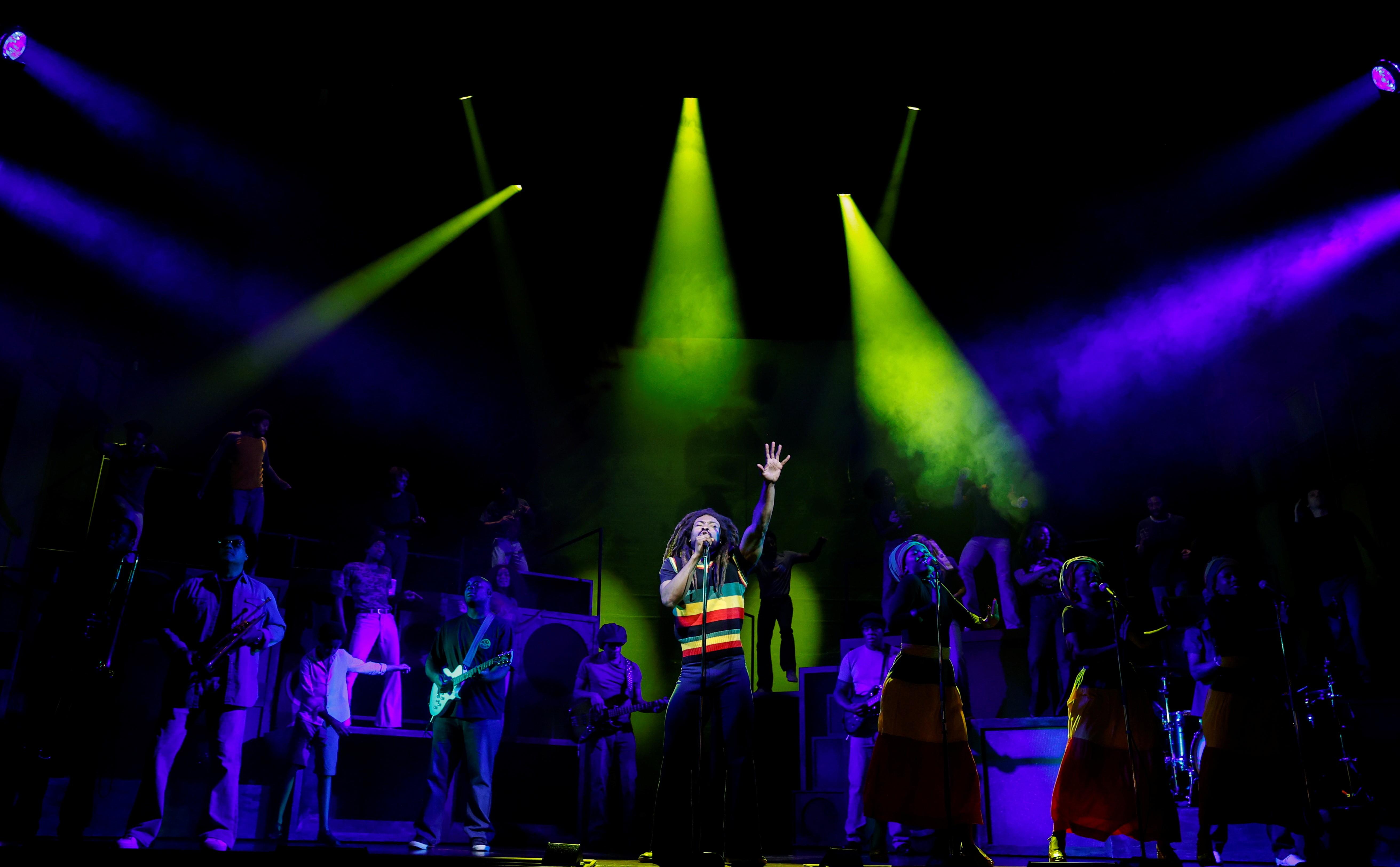 Vida de Bob Marley é contada em novo musical no West End de Londres