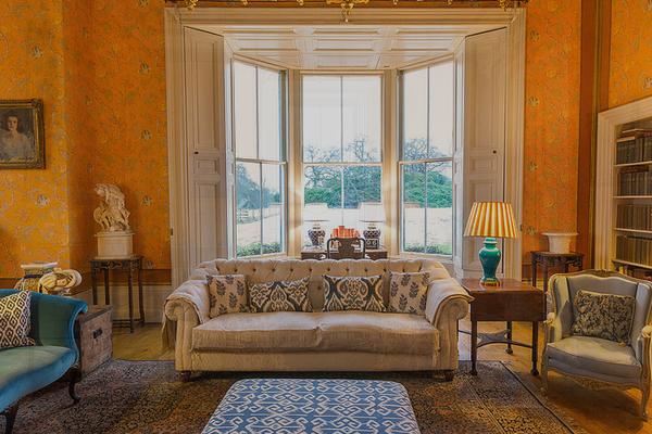O castelo no qual será realizado o casamento do ator Kit Harington com a atriz Rose Leslie (Foto: Reprodução)