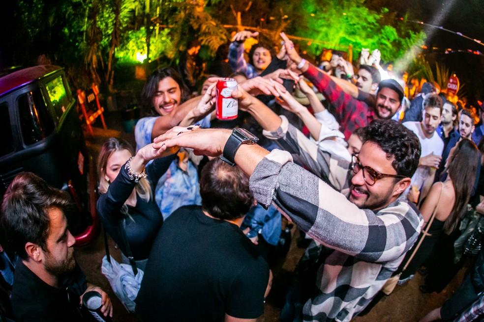 Arrayeah é uma das festas que compõe a programação de festas juninas em Belo Horizonte   — Foto: Storm/Divulgação