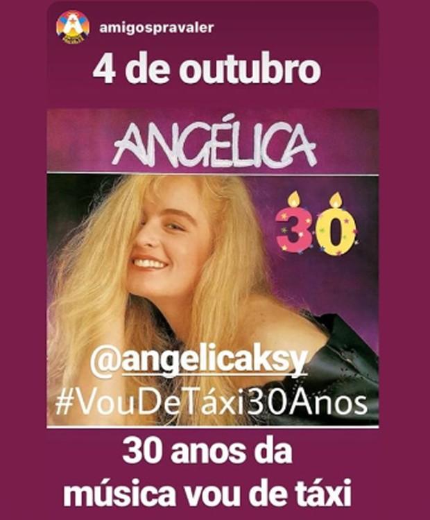 Angélica (Foto: Reprodução/Instagram)
