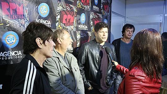 RPM fala da influência baiana na sua produção musical