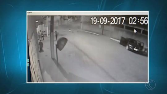 Criminosos explodem caixa eletrônico e causam estragos em Ressaquinha; veja imagens