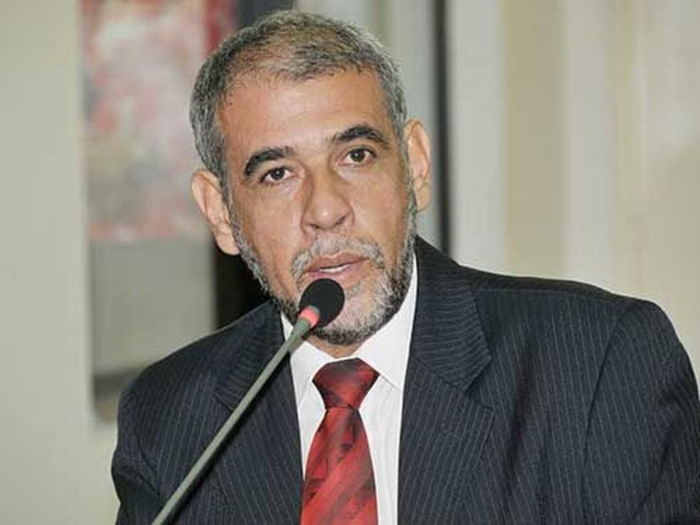 Zé Roberto foi reeleito deputado estadual — Foto: Ascom/AL