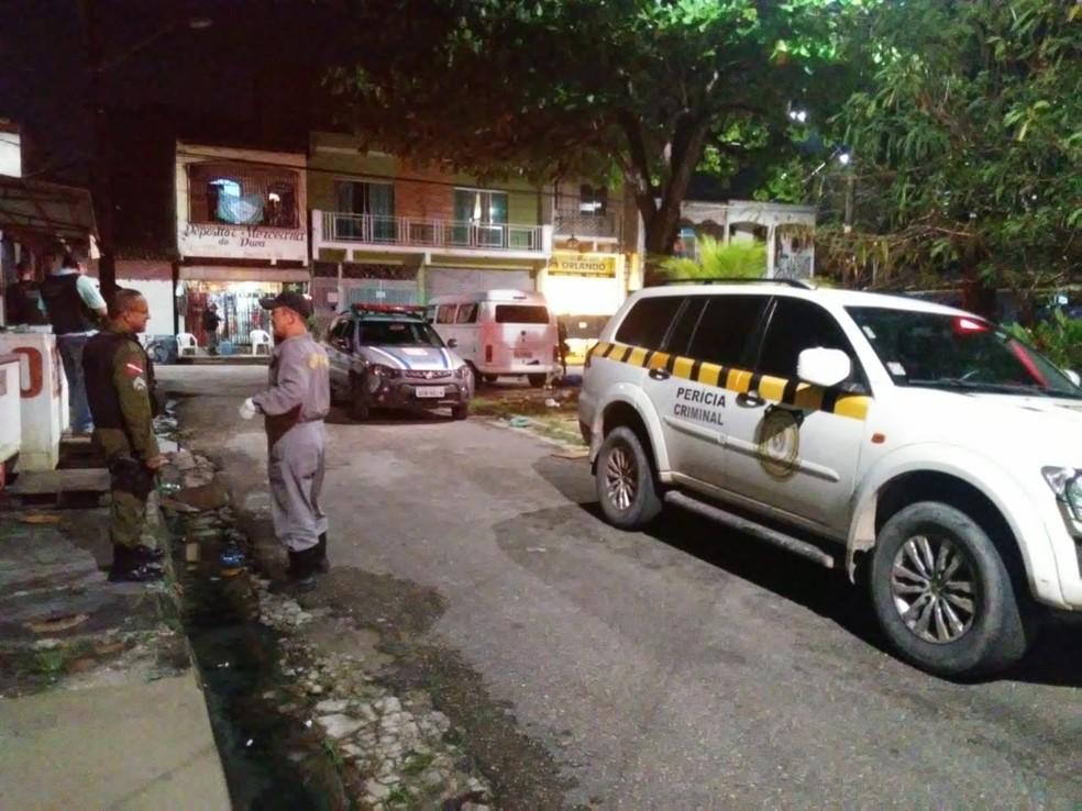 whatsapp image 2019 05 15 at 22.39.17 - Homem é assassinado no bairro da Marambaia, em Belém
