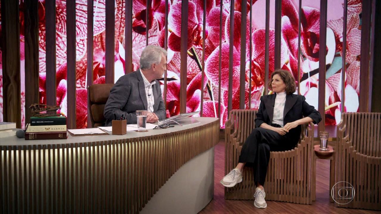Deborah Bloch relembra seus trabalhos marcantes na TV