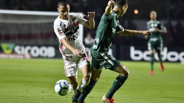 São Paulo x Palmeiras - Antony e Diogo Barbosa