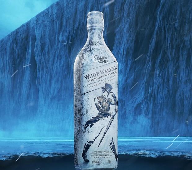 A versão White Walker já foi lançada e será vendida apenas no mês de outubro (Foto: Multivu/ Reprodução)