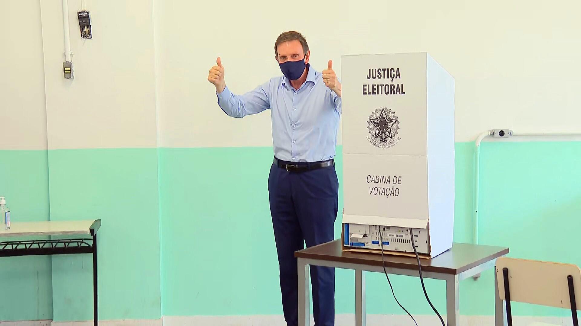 Eleitores de Rio, São Gonçalo, Meriti, Petrópolis e Campos voltam às urnas neste domingo