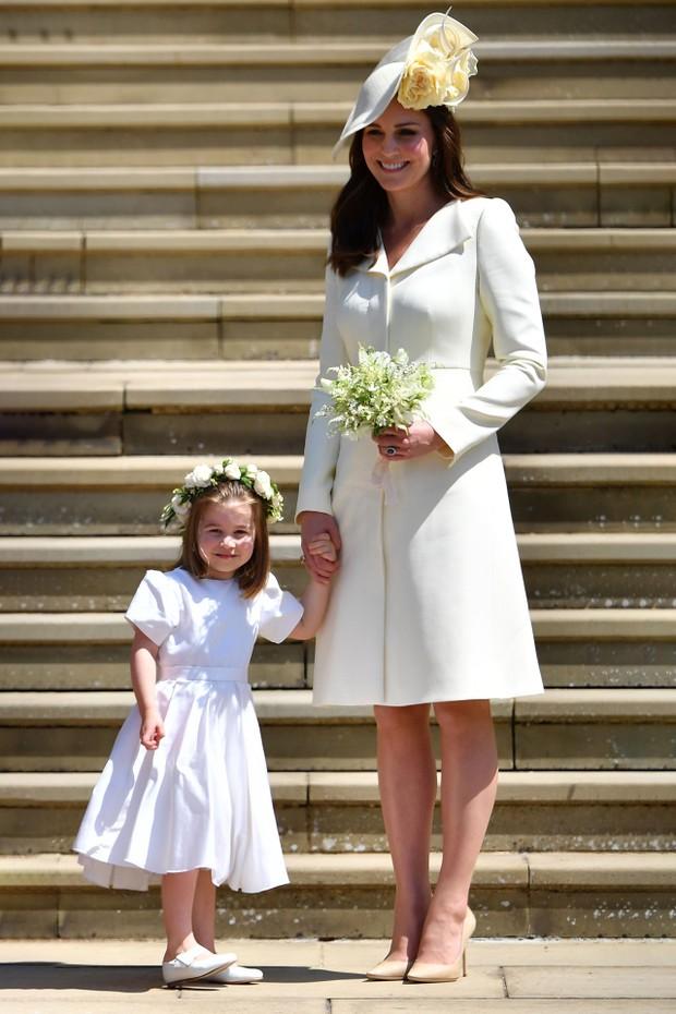 Os melhores looks da Duquesa de Cambridge de 2018 (Foto: Getty Images)