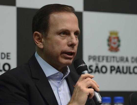 O candidato João Dória (Foto: Rovena Rosa/Agência Brasil)