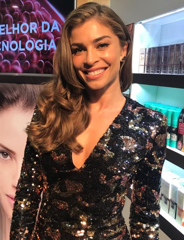 Grazi Massafera (Foto: Raquel Pinheiro/Ed. Globo)