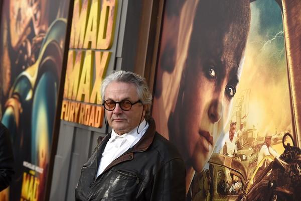 George Miller na premiere de Mad Max: Estrada da Fúria (2015) (Foto: Getty Images)