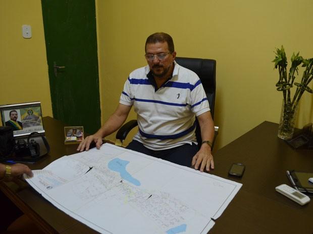 Prefeito de Bom Jesus, Sertão da PB, se torna réu acusado de dar ajuda financeira a radialistas