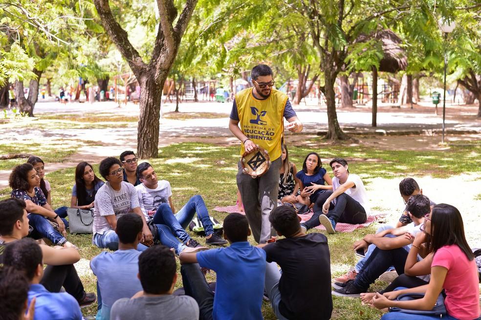 418ca861b6e7 ... Econúcleo da Jaqueira fica na Zona Norte do Recife — Foto: Daniel  Tavares/PCR