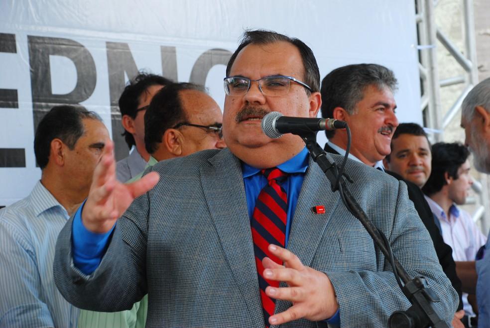 Atualmente, Rômulo era o quarto-secretário da Câmara Federal (Foto: Rizemberg Felipe/Jornal da Paraíba/Arquivo)
