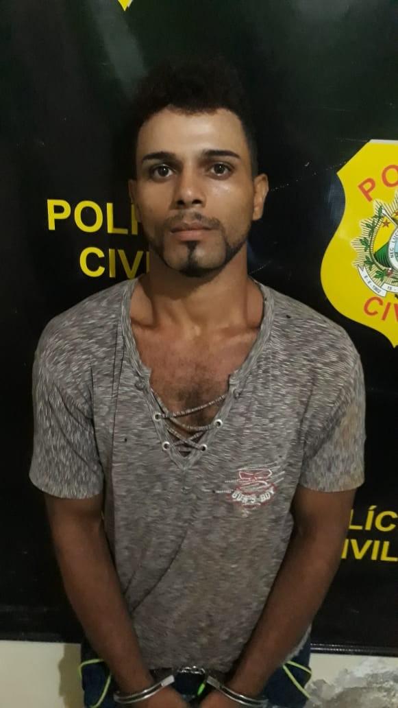 Suspeito de matar taxista no interior do AC é preso e confessa crime