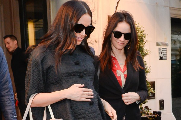 Abigail Spencer e Meghan Markle (Foto: Getty Images)