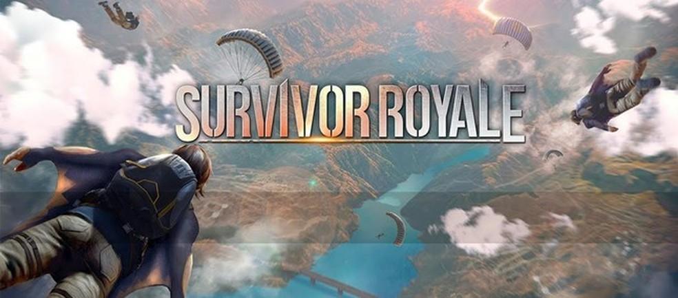 Você pode jogar com até quatro amigos em Survivor Royale — Foto: Divulgação/NetEase Games