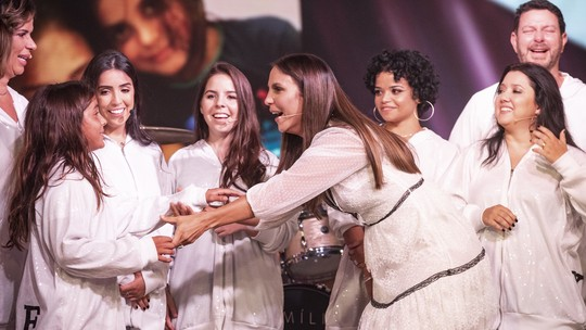 Foto: (Isabella Pinheiro/Gshow)