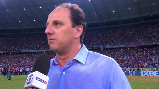 Ceni admite que emoção de título brasileiro com Fortaleza é maior do que atuando pelo São Paulo