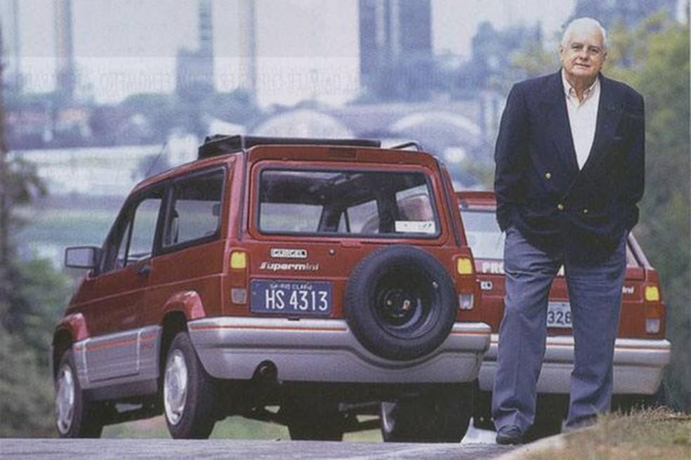 Gurgel: o sonho de um fabricante brasileiro de automóveis se tornou  realidade há 50 anos | Carros | autoesporte