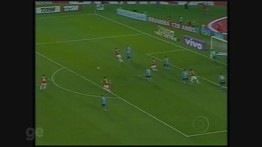 Os 10 mais: reveja os melhores gols de D'Alessandro pelo Inter e vote no preferido